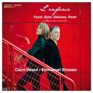 Fauré, Bizet, Debussy, Ravel: L'enfance