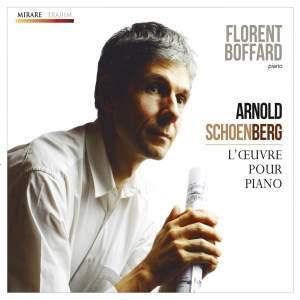 Arnold Schoenberg: L'œuvre pour piano