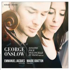 George Onslow: Cello Sonatas, Op. 16