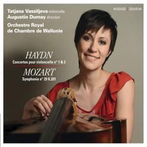 Joseph Haydn : Concertos pour violoncelle - W.A. Mozart : Symphonie No. 29 K.201