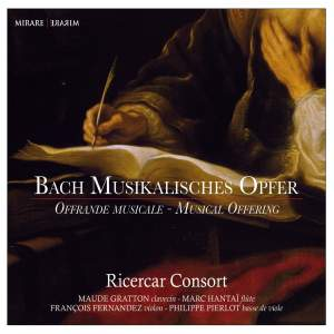 Bach: The Musical Offering, BWV 1079