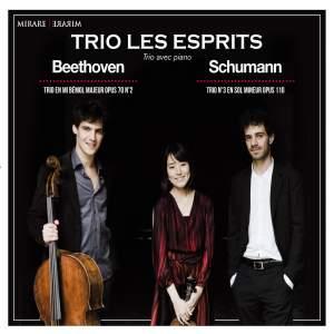 Beethoven & Schumann : Trios avec piano
