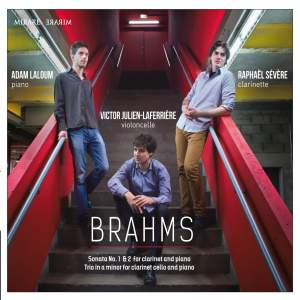 Brahms: Sonata No. 1 & 2 for Clarinet and Piano - Trio in A Minor for Clarinet, Cello and Piano