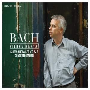 JS Bach: Suites Anglaises Nos 2 & 6 & Italian Concerto