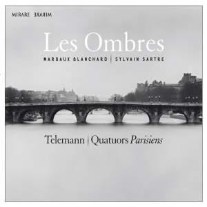 Telemann: Paris Quartets Product Image