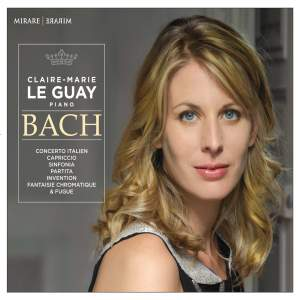 Claire-Marie Le Guay: Bach Product Image