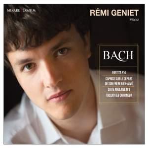 JS Bach: Remi Geniet