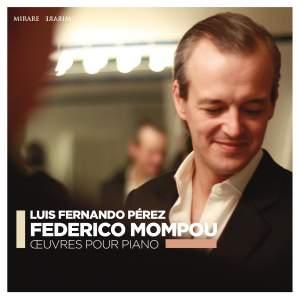 Mompou: Oeuvres pour piano