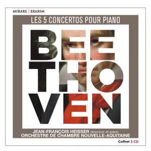 Beethoven: 5 concertos pour piano