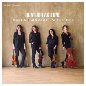 Haydn, Mozart, Schubert: String Quartets