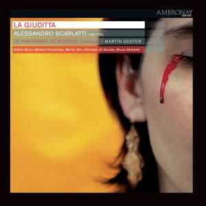 Scarlatti, A: La Giuditta Product Image