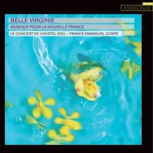 Musique pour la Nouvelle France