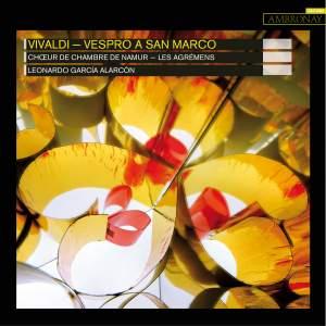 Antonio Vivaldi : Vespro a San Marco
