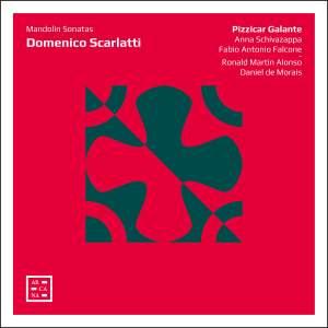 Domenico Scarlatti: Mandolin Sonatas Product Image
