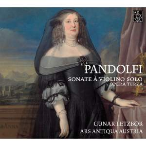 Pandolfi Mealli: La Castela - 6 Sonatas per chiesa e camera Op. 3