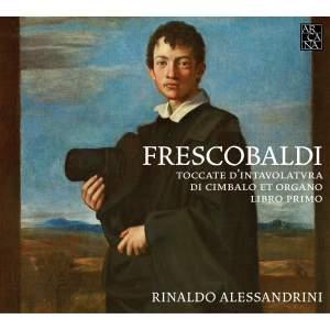 Frescobaldi: Toccate d'intavolatura di cimbalo et organo, libro primo (Rome, 1637)