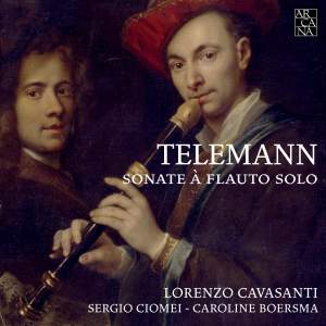Telemann: Sonate A Flauto Solo Product Image