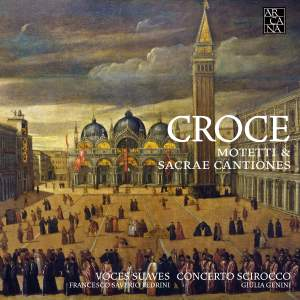Croce: Motetti & Cantiones Sacrae Product Image