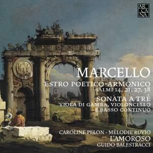 Benedetto Marcello: Estro Poetico-Armonico Product Image