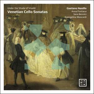 Venetian Cello Sonatas