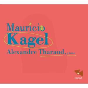 Alexandre Tharaud plays Mauricio Kagel Product Image