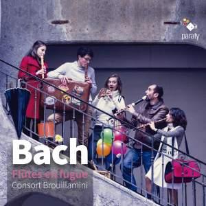 J.S. Bach: Flûtes en fugue Product Image