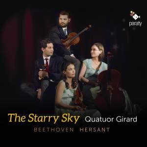 Beethoven: Quatuor No. 2, Op. 59 - Hersant: Quatuor No. 4 ' The Starry Sky'