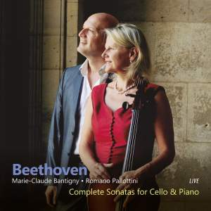 Beethoven: Complete Sonatas for Cello & Piano