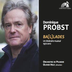 Dominique Probst: Bal(l)ades - A Musical Journey 1972-2012