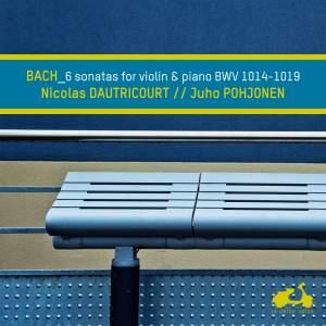 Bach: 6 Sonatas for Violin and Piano, BWV 1014-1019 Product Image