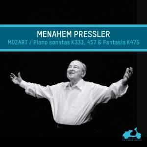 Menahem Pressler Performs Mozart