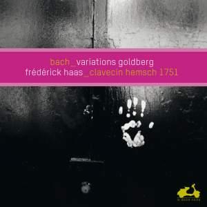 Bach: Goldberg Variations BWV988