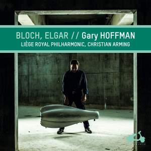 Bloch & Elgar: Cello Works