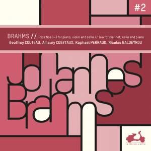 Brahms: Piano Trios Nos. 1-3 & Clarinet Trio