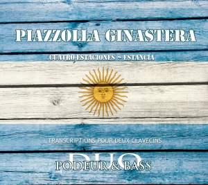 Piazzolla: Las 4 Estaciones Porteñas - Ginastera: Estancia