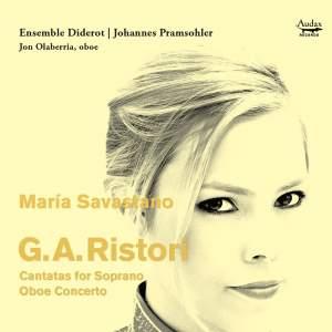 G.A. Ristori: Cantatas for Soprano & Oboe concerto