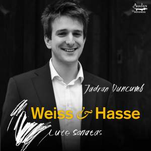 Weiss & Hasse: Lute Sonatas Product Image