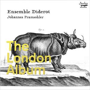 The London Album Product Image