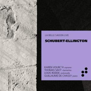 Schubert; Ellington