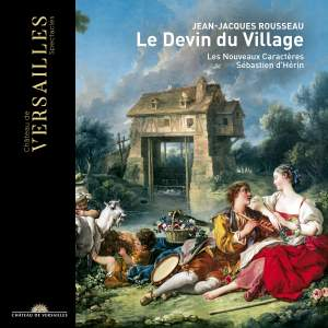 Jean-Jacques Rousseau: Le Devin du Village Product Image