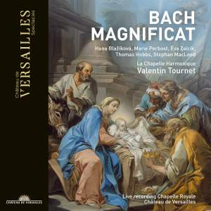 Bach Magnificat Product Image