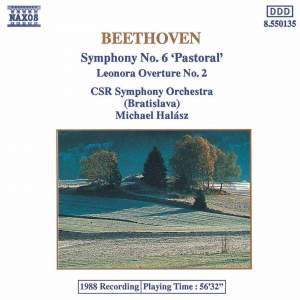 Beethoven: Symphony No. 6 & Leonora Overture No. 2 Product Image