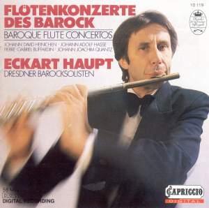 Baroque Flute Concertos Product Image