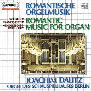 Romantic Music for Organ Product Image