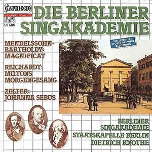 Die Berliner Singakademie Product Image