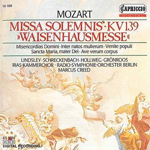 Mozart: Waisenhausmesse