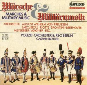 Marches and Military Music