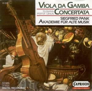 Viola da Gamba Concertata Product Image