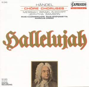 Handel: Oratorio Highlights