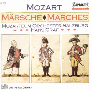 Mozart: Marches Product Image